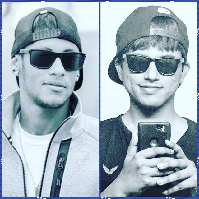 Sourajit Saha & Neymar Jr.