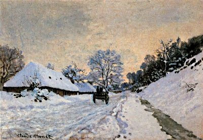 La carreta (Oscar-Claude Monet)