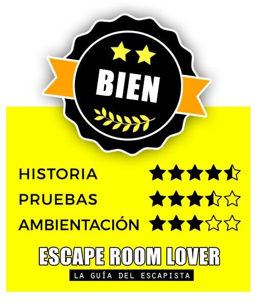 EXIT Madrid - Guerra Fría - Agente Doble 1976 - Escape Room - Opiniones