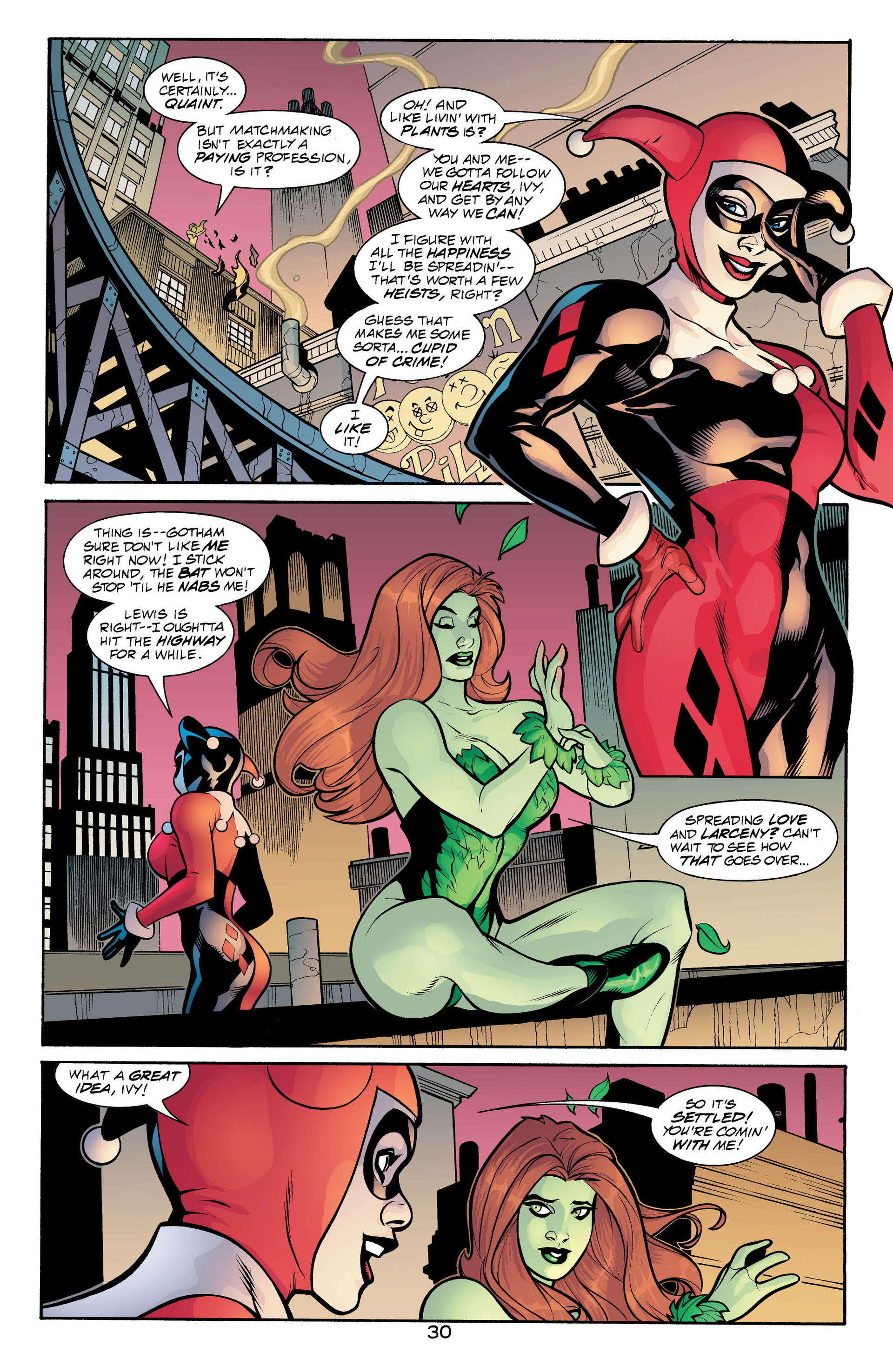 Harley Quinn (2000) Issue #12 #12 - English 30