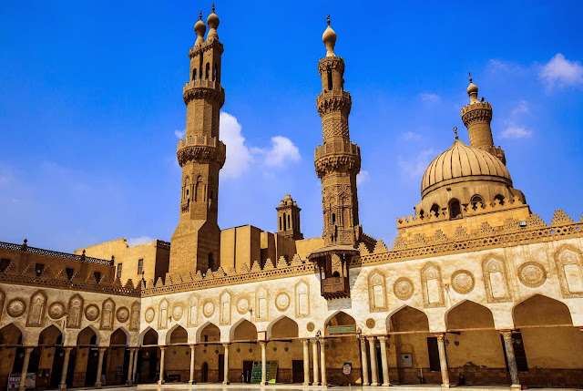 Mesjid Al-Azhar Mesir