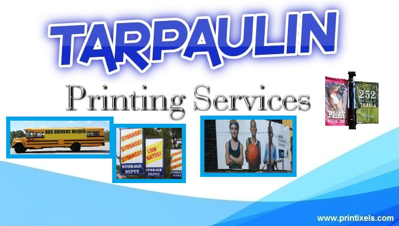Tarpaulin Printing Services