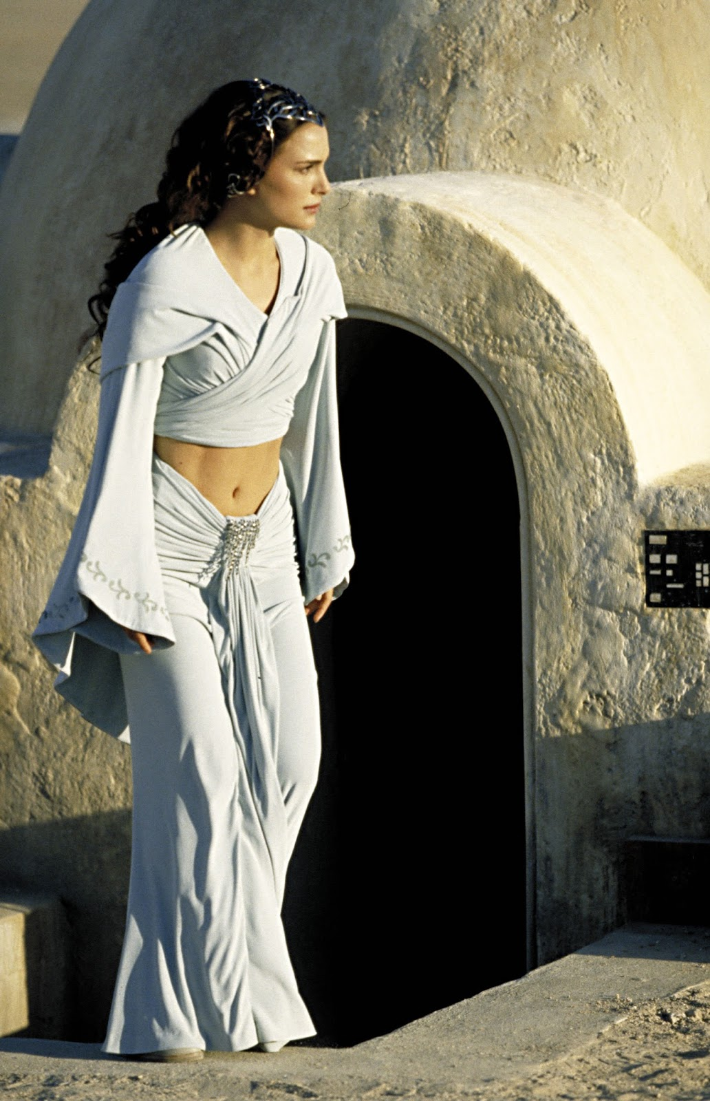 A Look Into Star Wars Padme S Dresses Part Viii
