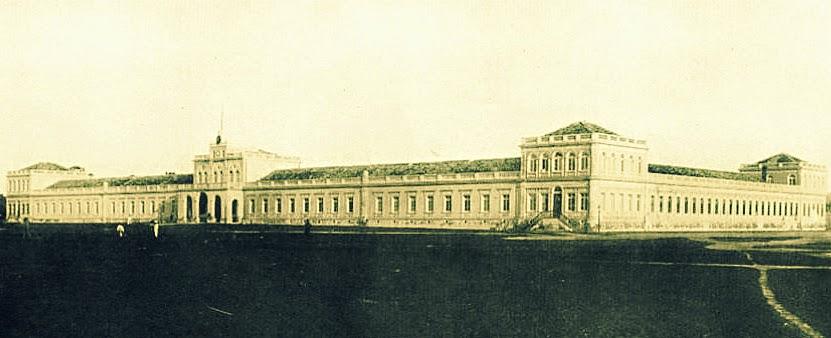 Colégio Militar de Porto Alegre, 1913