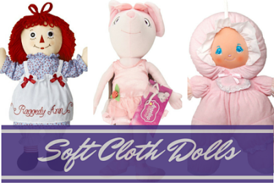 soft rag dolls