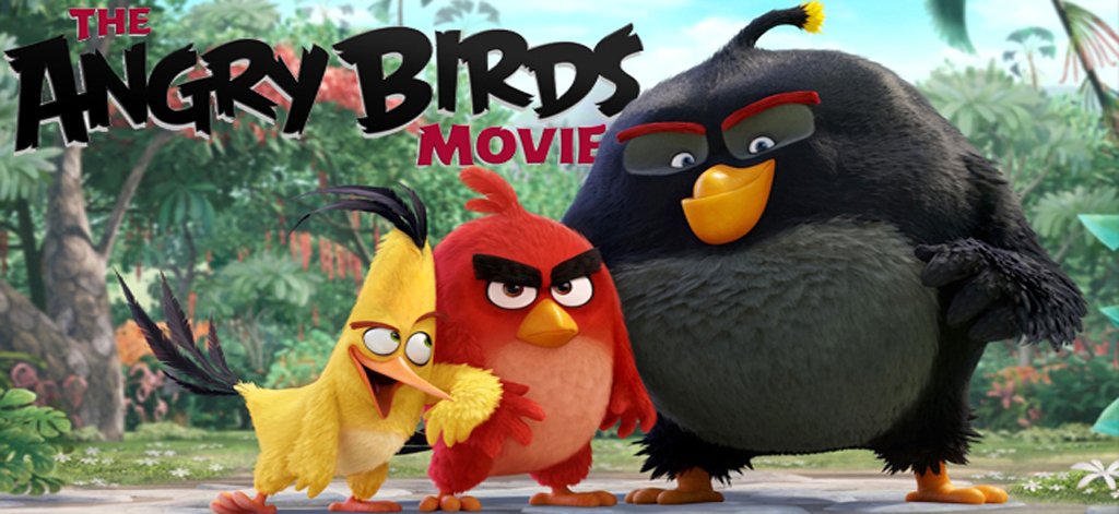 Những chú chim giận giữ
