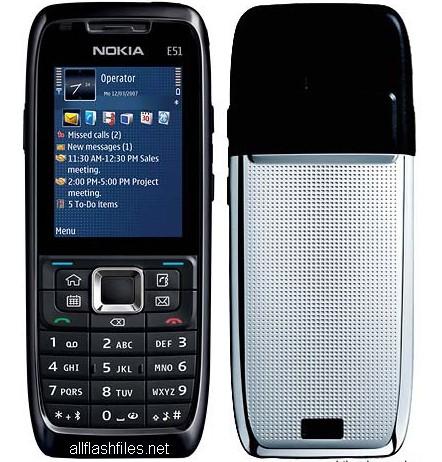 Nokia-E51-Firmware