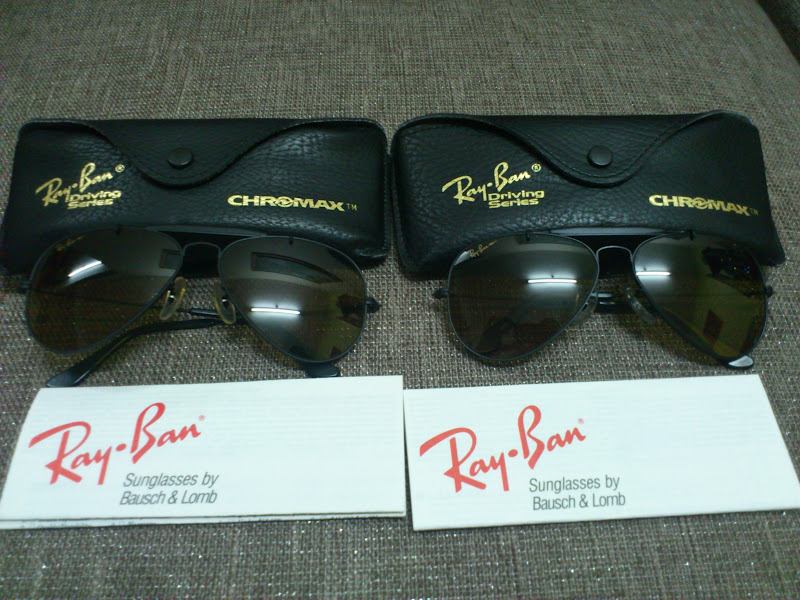 41687d1b749 Vintage Bausch   Lomb Rayban Sunglasses  (SOLD)NOS Ray Ban Outdoorsman B-