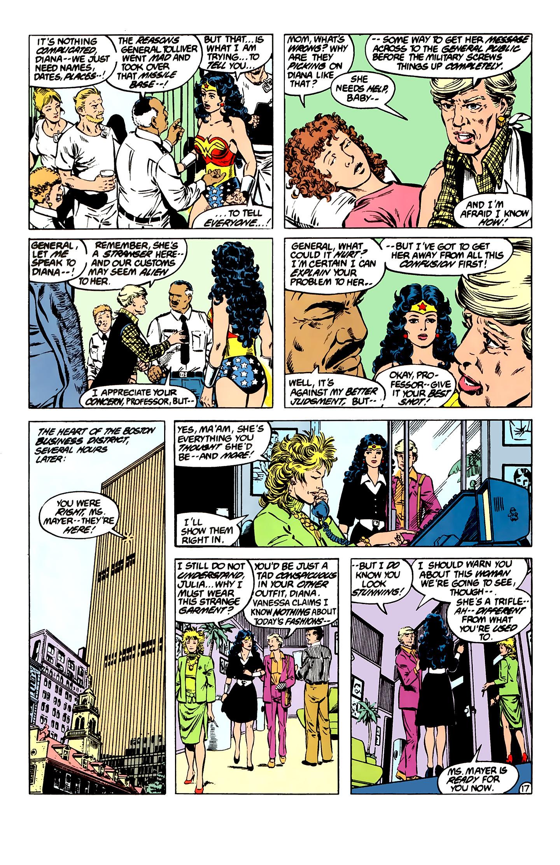 Read online Wonder Woman (1987) comic -  Issue #7 - 17