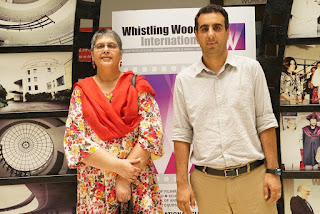 "Journalism is way more difficult now as compared to a decade ago"", said Indu Mirani at the SMC masterclass at Whistling Woods International"