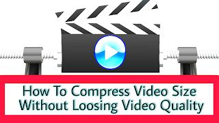 How To Compress Video Ka Size