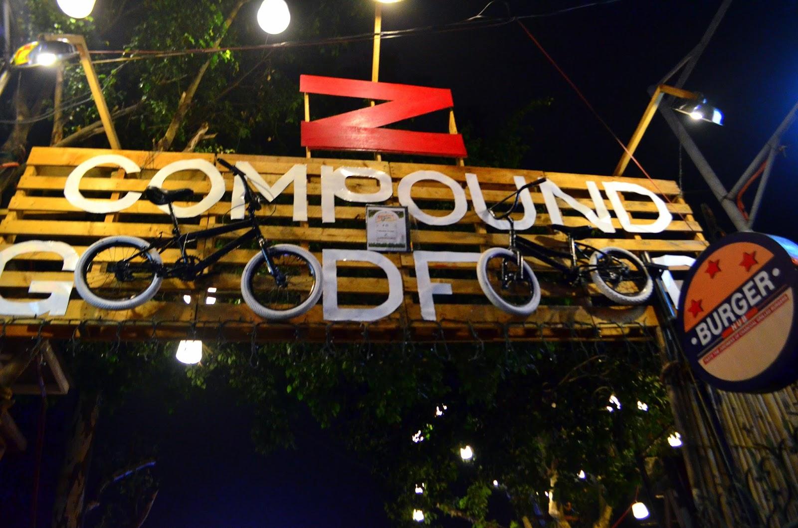 Z compound Malingap entrance
