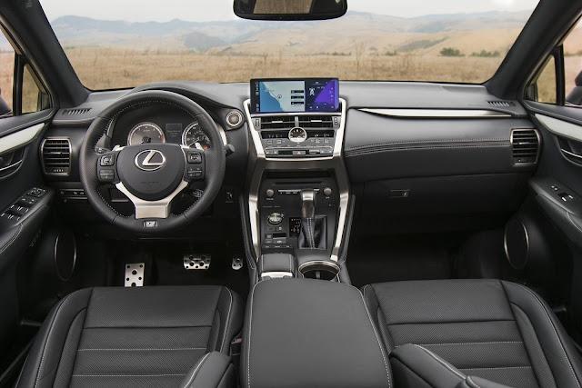 Lexus NX300 F-Sport 2018