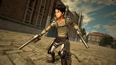 Attack On Titan 2 Final Battle Game Screenshot 13