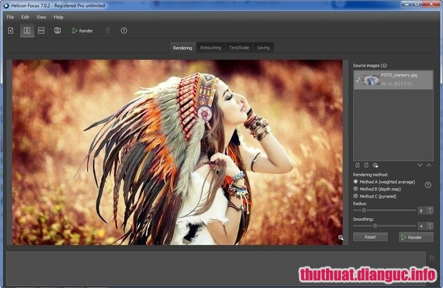 Download Helicon Focus Pro 7.5.1 Full Cr@ck