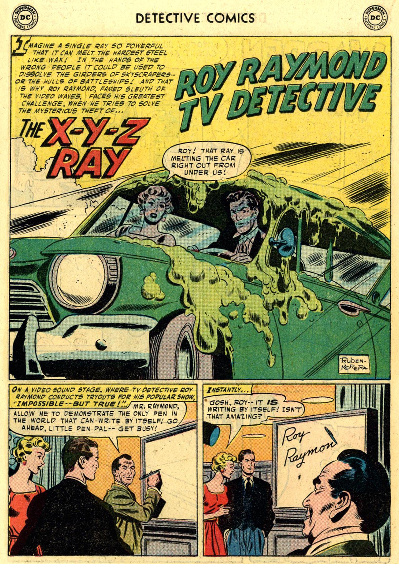 Read online Detective Comics (1937) comic -  Issue #245 - 18