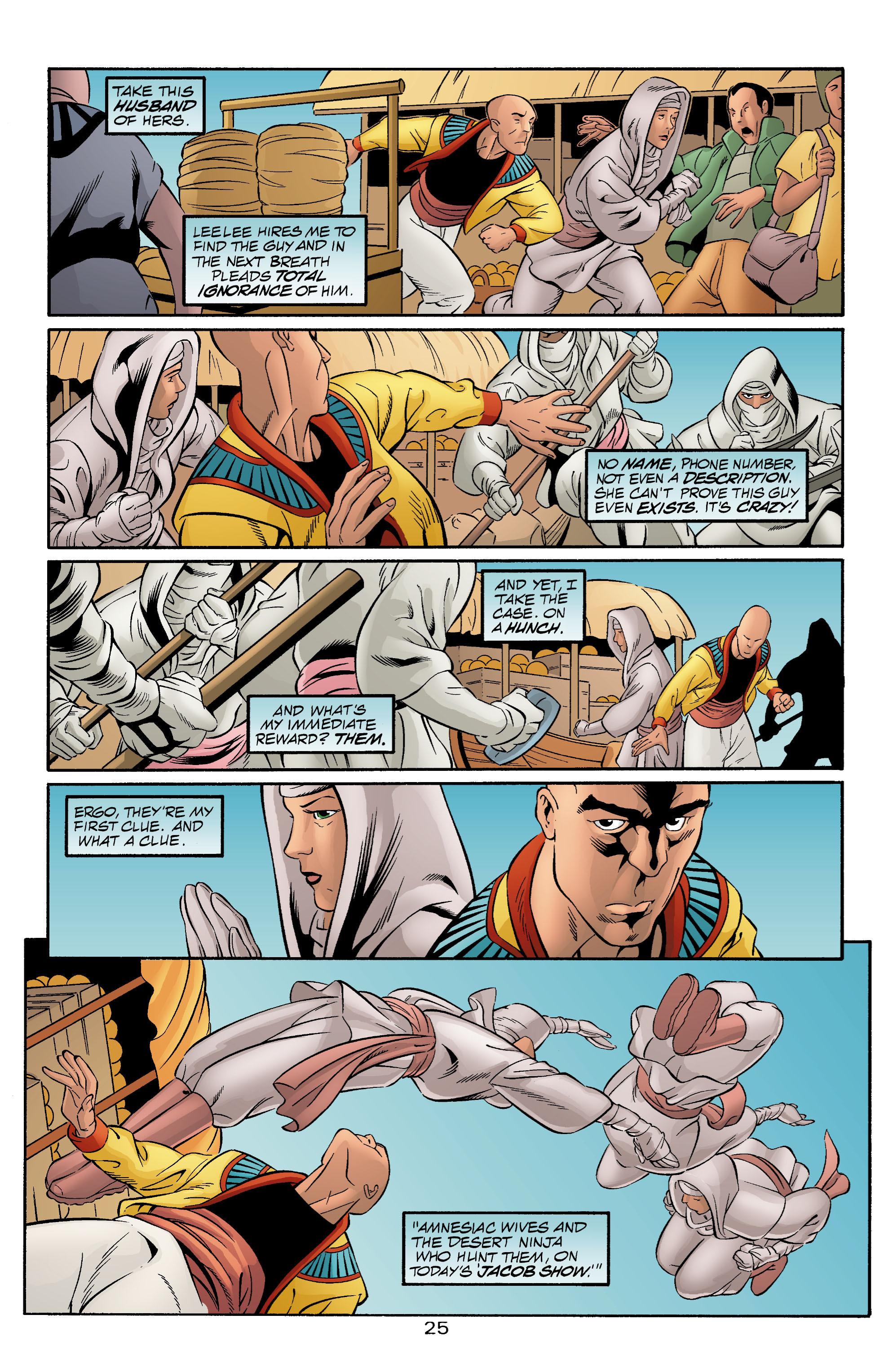 Detective Comics (1937) 748 Page 24