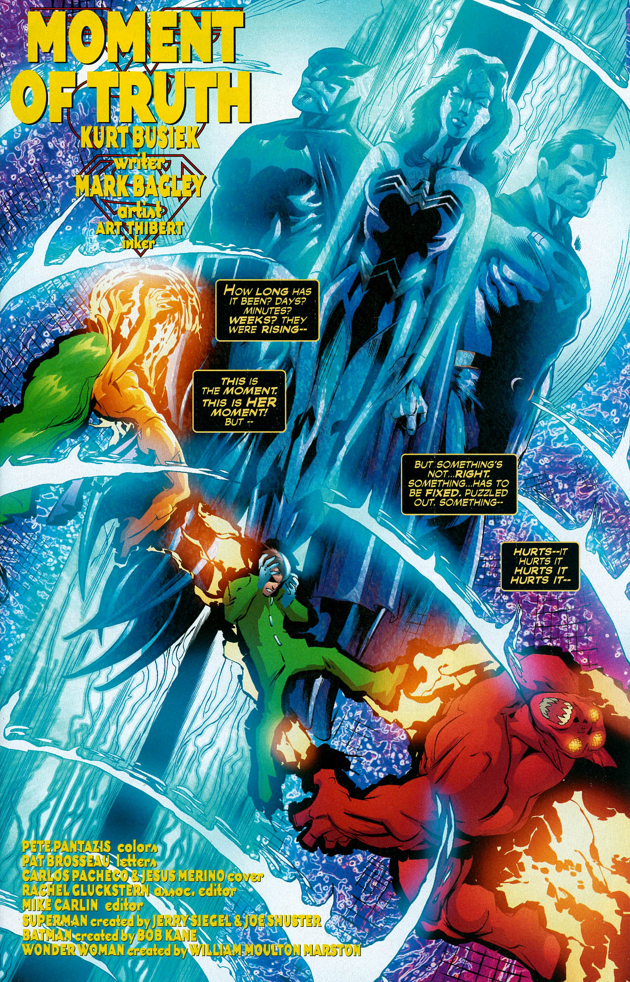 Read online Trinity (2008) comic -  Issue #21 - 3