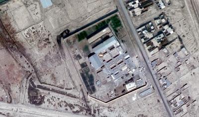Zabol Central Prison, Iran