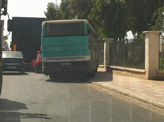 Mdina Bus réagit sur Save Casablanca