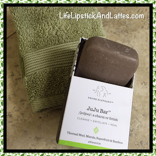 soap, face, thermal mud, super fruit, ph balanced, exfoliate, bamboo, marula, sephora