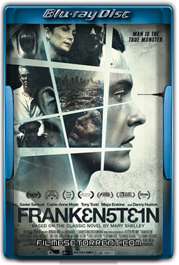 Frankenstein Torrent 2016 720p e 1080p BluRay Dual Áudio