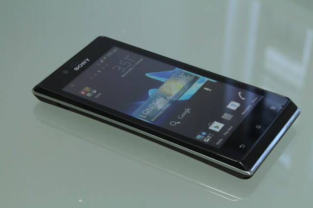 تعلم طريقة فك و تركيب Sony Xperia J