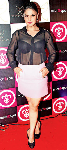 Zarine Khan Hottest Picture