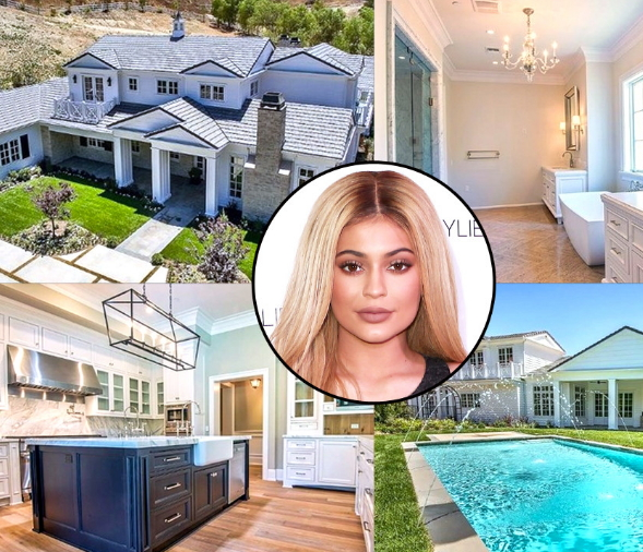 Kylie Jenner's new mansion