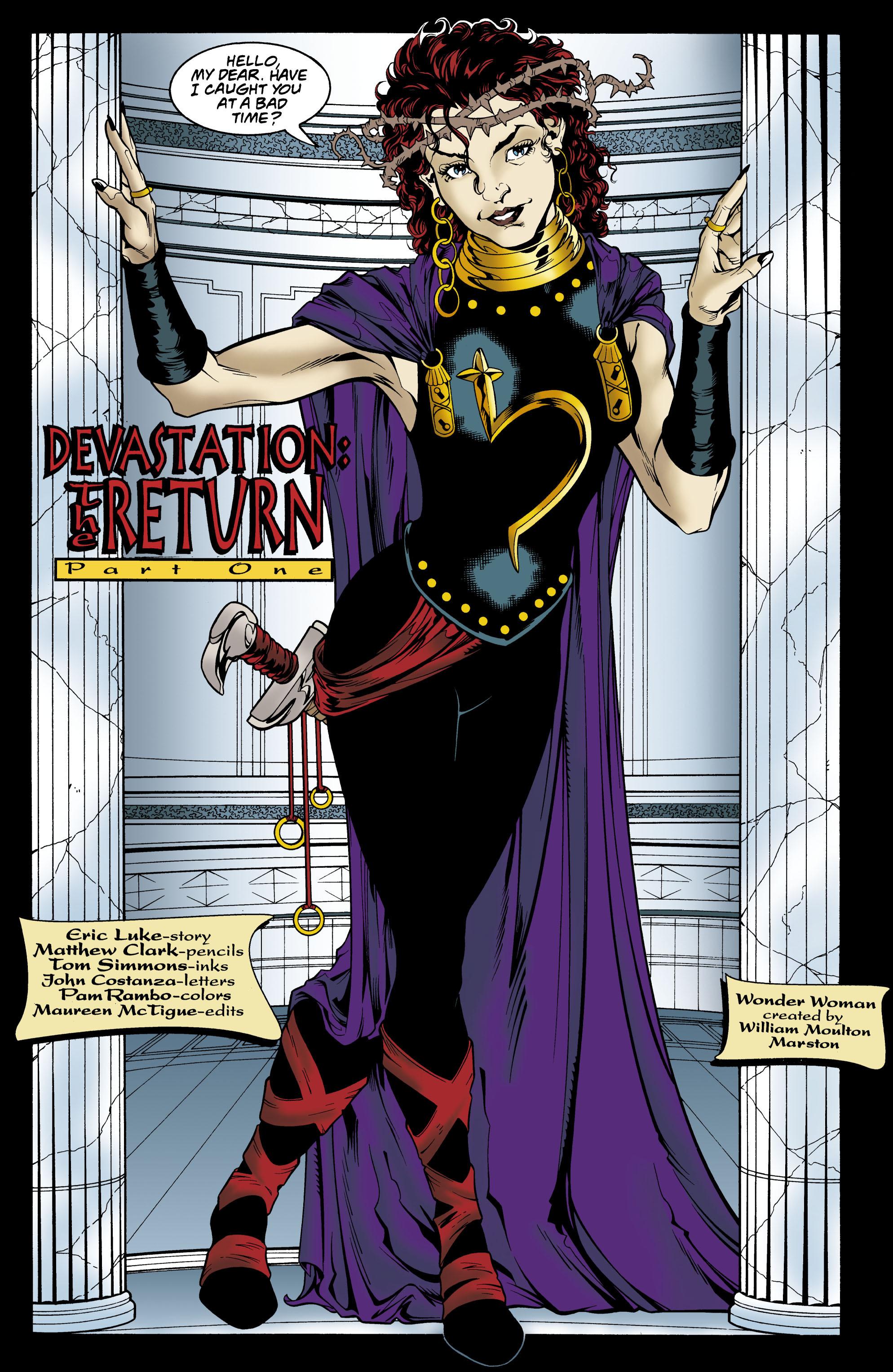 Read online Wonder Woman (1987) comic -  Issue #156 - 7