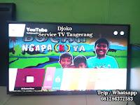 service tv citra raya curug tangerang