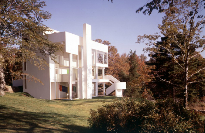 Casa Richard Meier