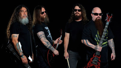 slayer -band - 2016
