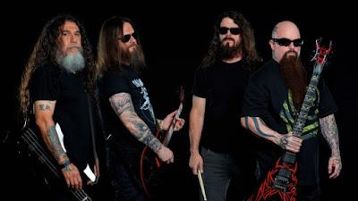 slayer -band - 2016