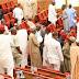 JUST IN: Senate suspends Ali Ndume