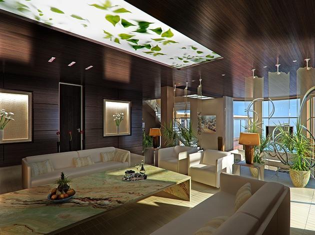Stunning Modern Interior Designs ~ Home Design