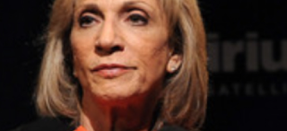 Hillary Gushes Over NBC's Andrea Mitchell At Impromptu Presser