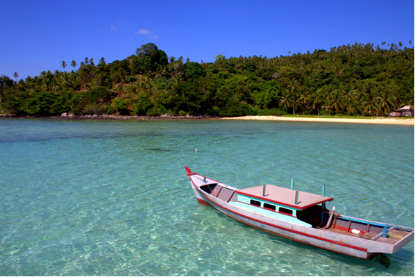 081210999347, 11 Paket Wisata Pulau Anambas Kepri, Pantai Kusik, Anambas