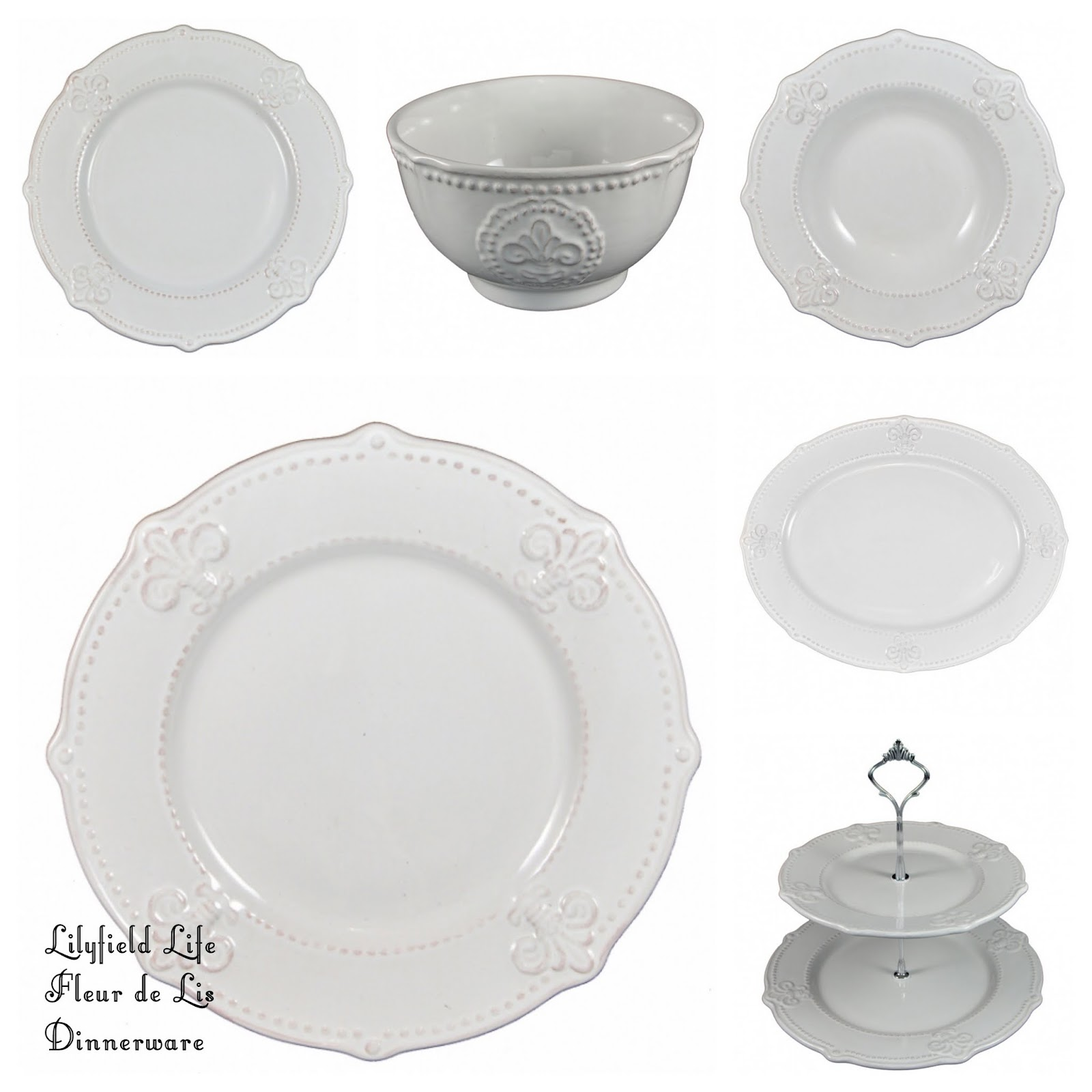 I Have An Initial Small Order Here 4 Cake Stands 3 Oval Platters And 6 Each Of The Dinner Set No Mugs On Hand But Thought Would Gather Everyone S