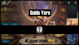 Guide yorn arena of valor
