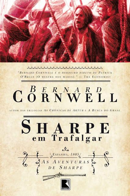 Sharpe em Trafalgar Bernard Cornwell