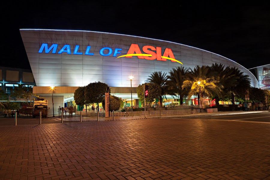 Mall of Asia - The Biggest Mall in Asia