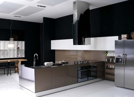 La cocina un espacio diferente muebles cocinas sevilla for Muebles modernos para apartamentos