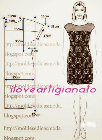buy online aa1ec 14026 I Love Artigianato: Cartamodelli gratis