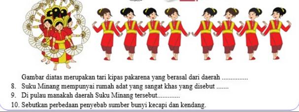 Download Soal UTS/PTS  Kelas 4 Kurikulum 2013
