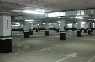 Parking privado en Zaragoza