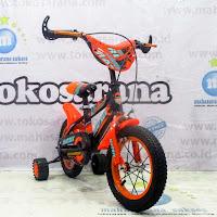 12 matrix boy bmx sepeda anak