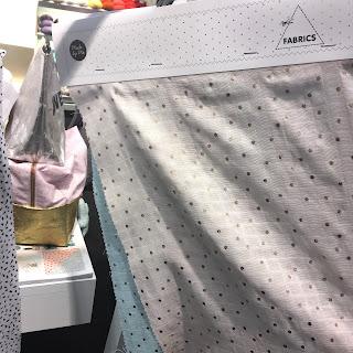 rico designs fabric spots on double gauze