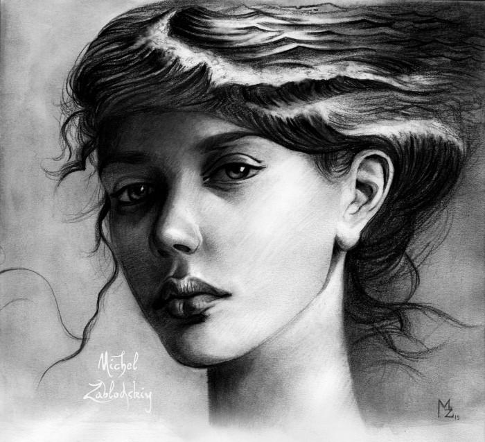 Украинский художник. Mihaïl Zablodski 7