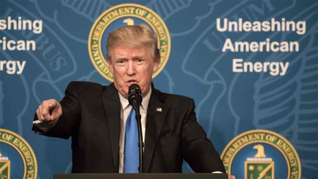 US oil pipeline to Mexico will go right under the wall: US President Donald Trump